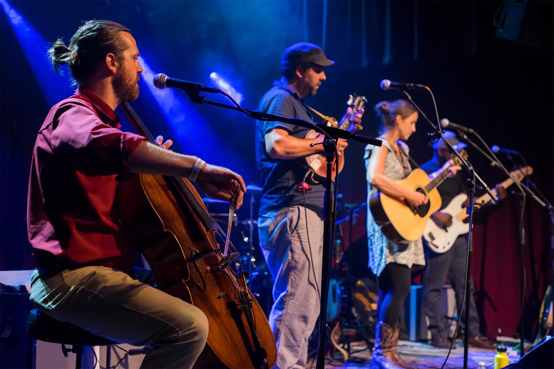 Under the Oak | Ardmore Music Hall | ECM Productions