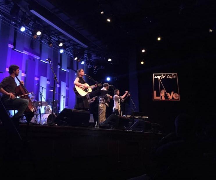 Under the Oak at World Cafe Live