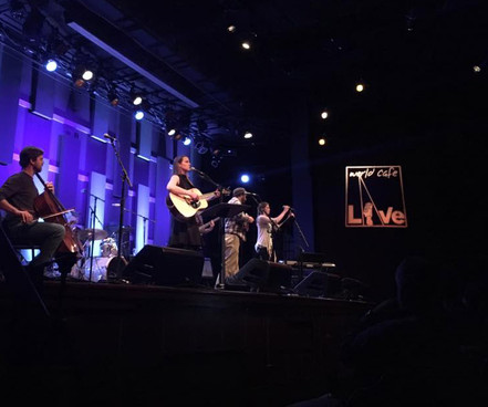Under the Oak at World Cafe Live