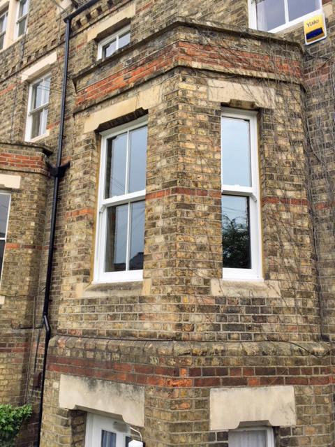 Admiral Windows Oxford uPVC vertical slider 2