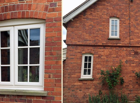 New windows – achieving a premium look at an affordable price