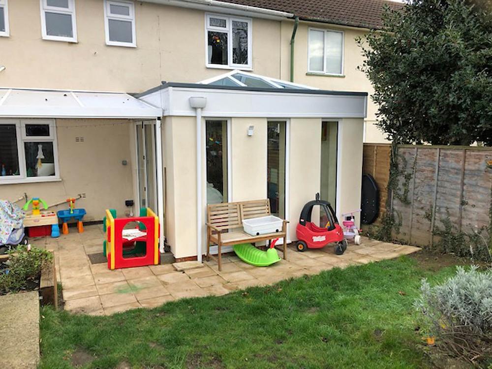 AFTER 2 Orangery built 2019_Admiral Windows Oxford