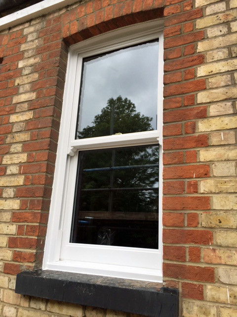 Admiral Windows Oxford vertical slider external single