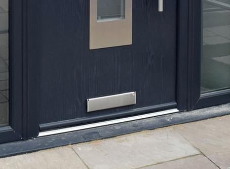 Visage Munich composite door (Inox range)