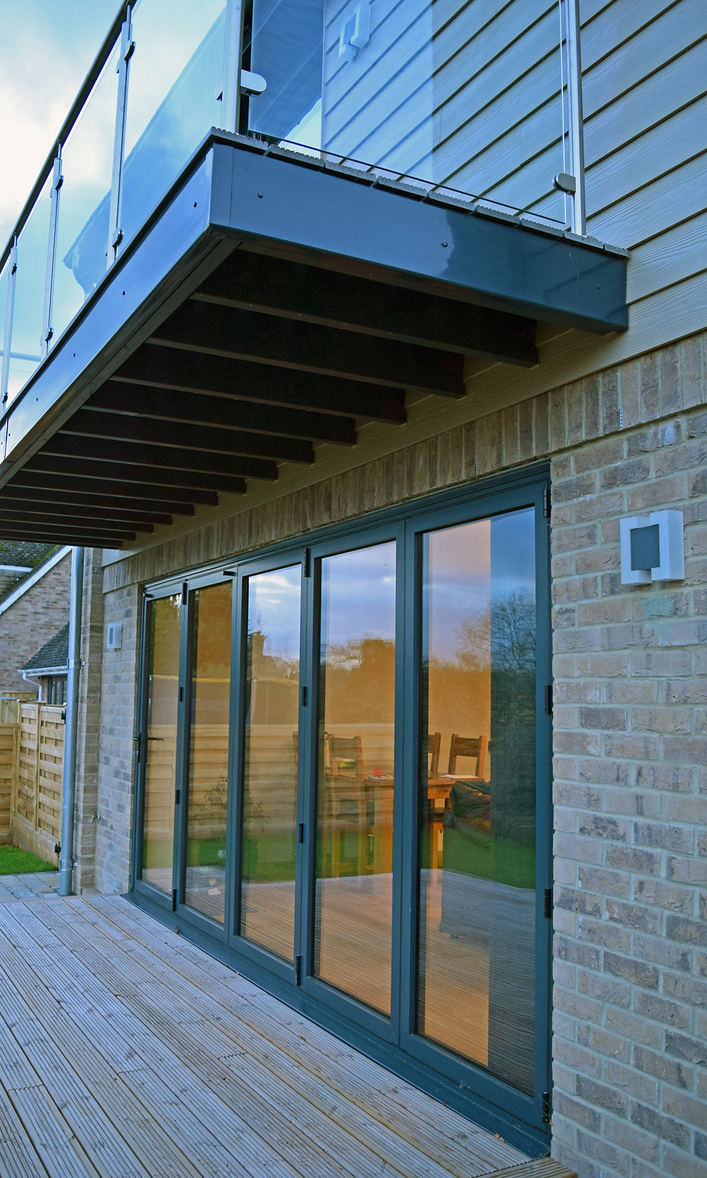 Smart Systems bifolds Admiral Windows Oxford 1