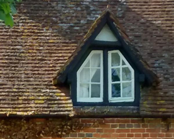 Lockinge Estate cottage dormer window