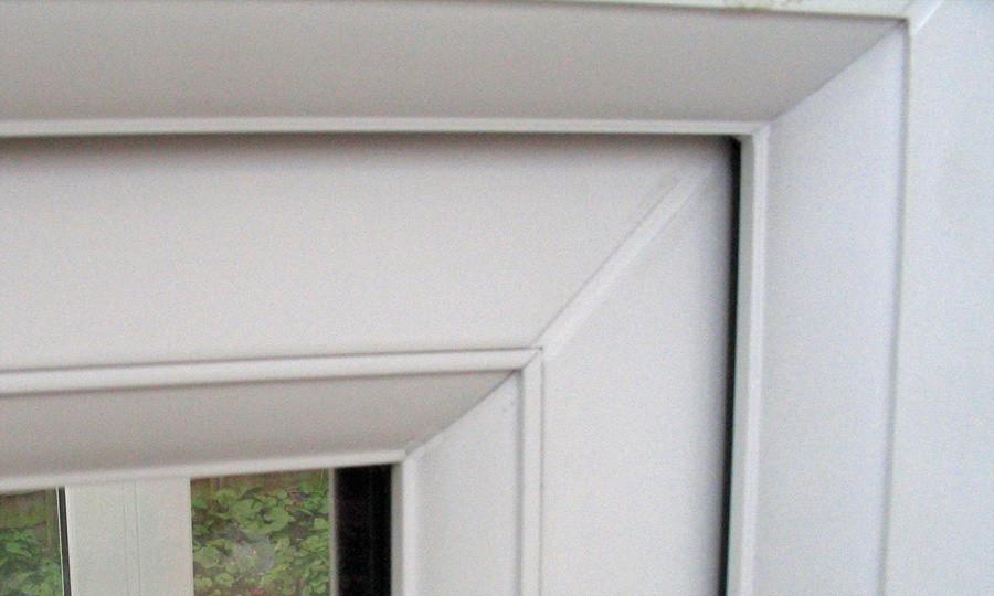 Ovolo frame SHOWSITE 900px