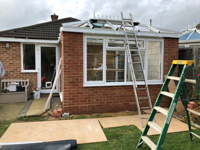 Build 8 roof and frames IMG_0046