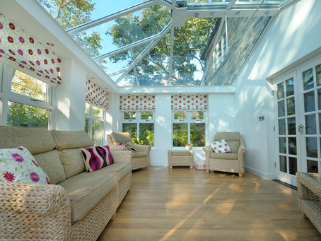 Selling your house? Eight tips to improve the appeal of an older conservatory