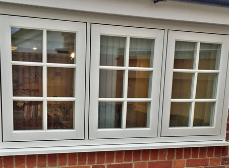 More about timber replacement windows – flush casements and sliding sash windows
