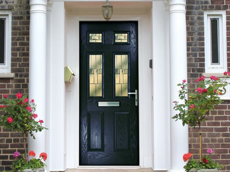 Composite doors – our ranges for 2018