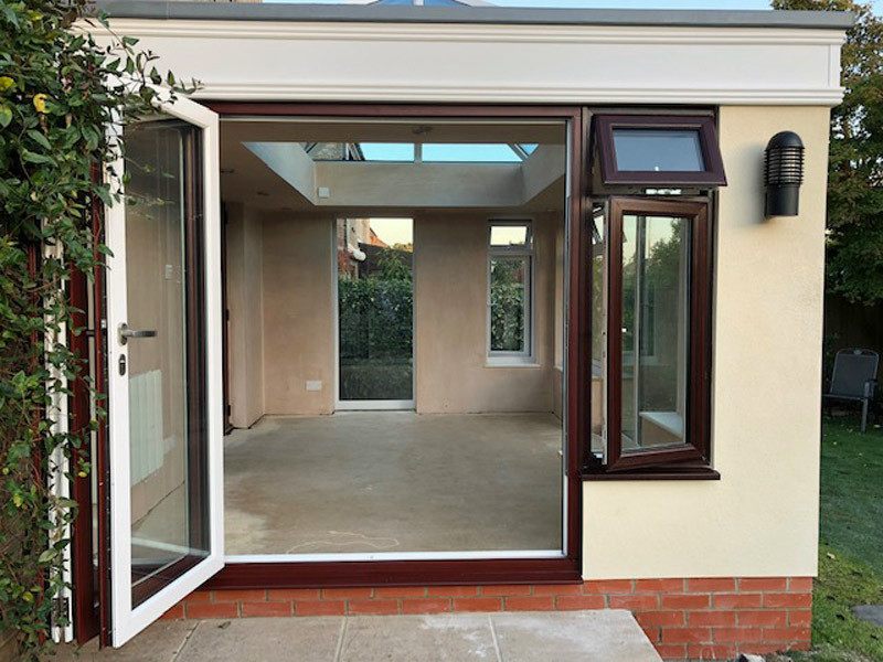 SIV orangery 2 Admiral Windows Oxford