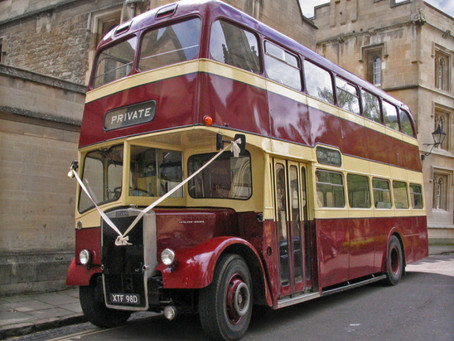Days out in Oxfordshire – Oxford Bus Museum