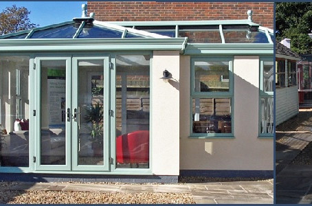 Planning rules relaxed for larger conservatories