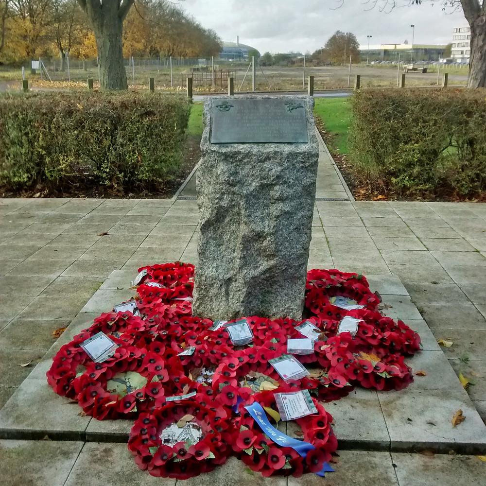 RAF HARWELL memorial
