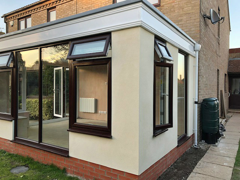 SIV orangery 1 Admiral Windows Oxford
