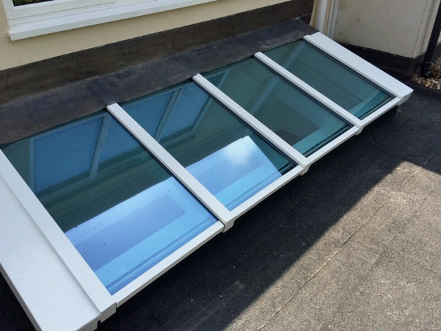 alu roof bars Summertown Admiral Windows Oxford