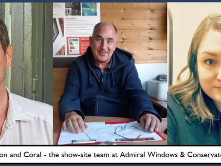Meet the team: Admiral Windows Chilton show-site