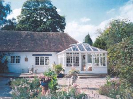 Conservatories for health and wellbeing