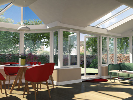 Conservatories: designing-in light