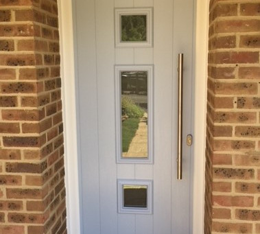 Solidor Genoa composite door
