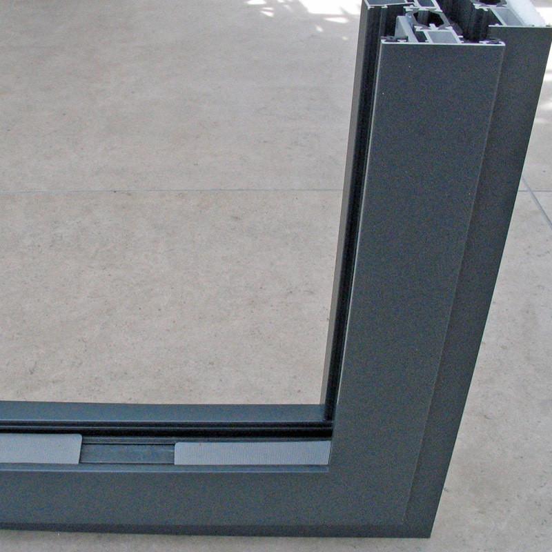 flat sash alumhiltoninium Admiral Windows Chilton