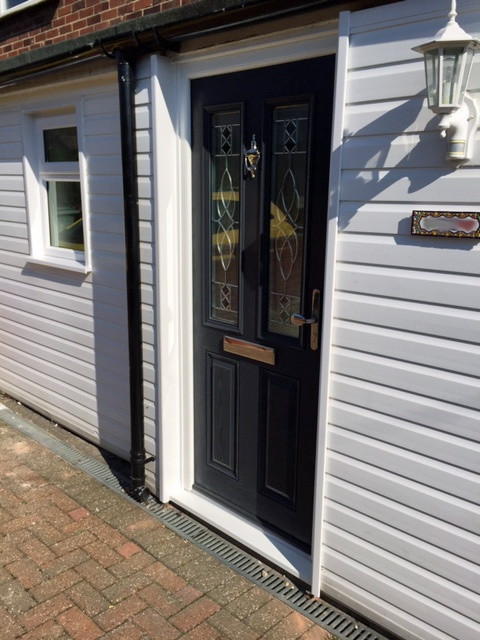 Cowley 3 door cladding pe