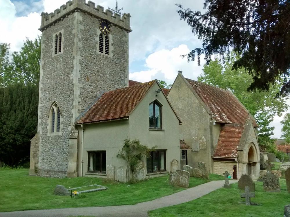 Chilton Church 800 years of development