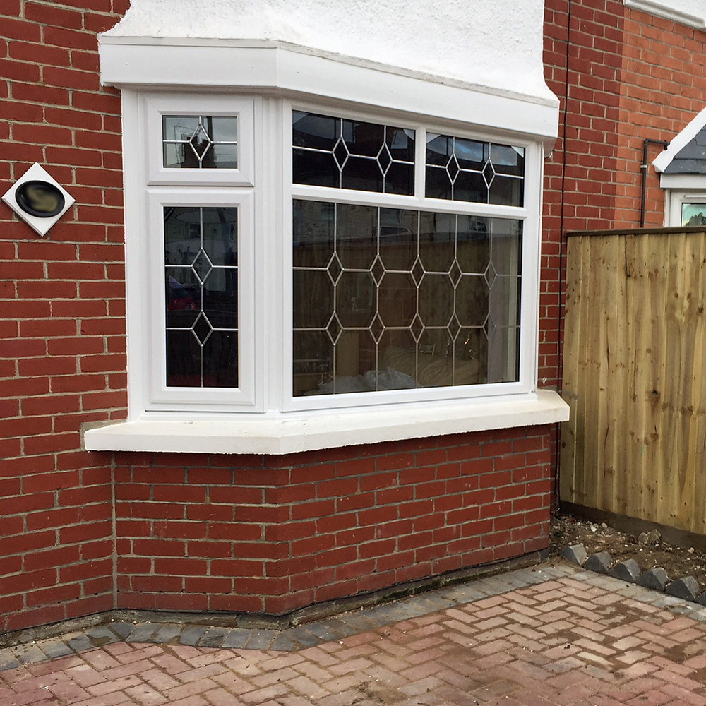 Admiral Windows Oxford uPVC installation