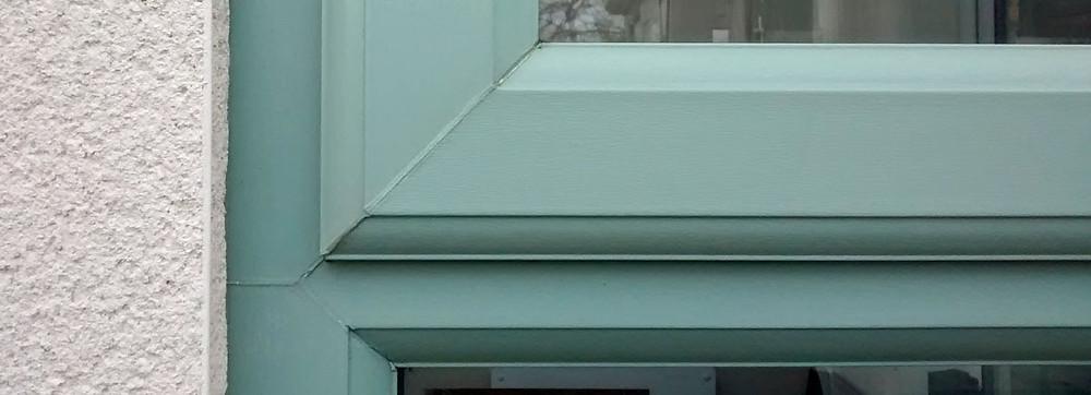 UPVC Chartwell Green header