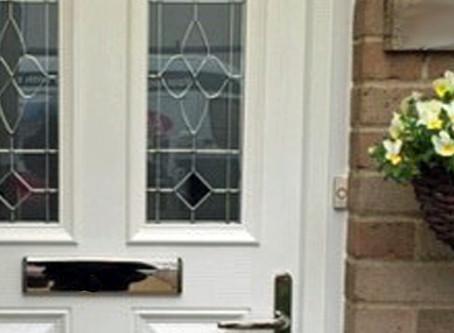Visage Lindisfarne composite door