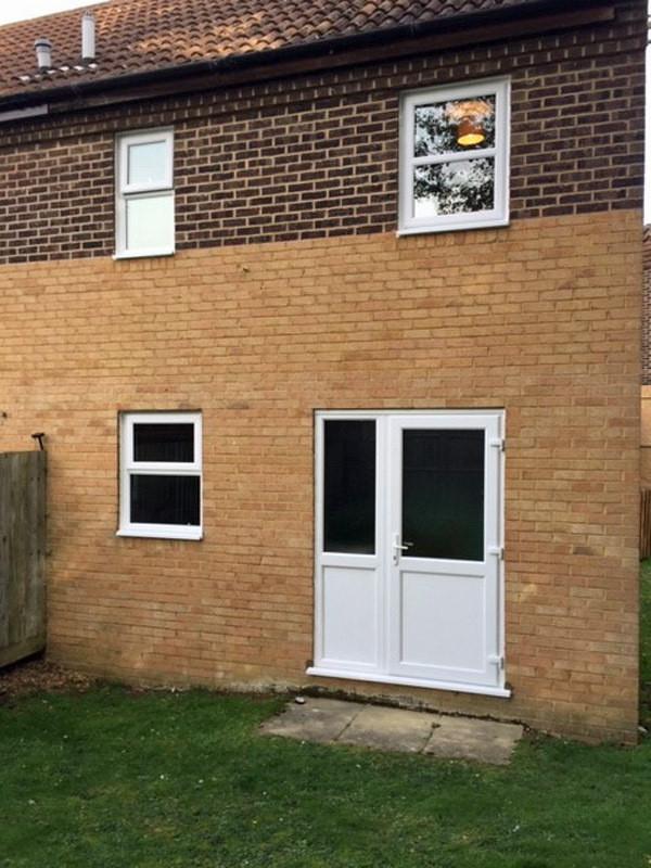 Banbury Admiral Windows Oxford rear elevation