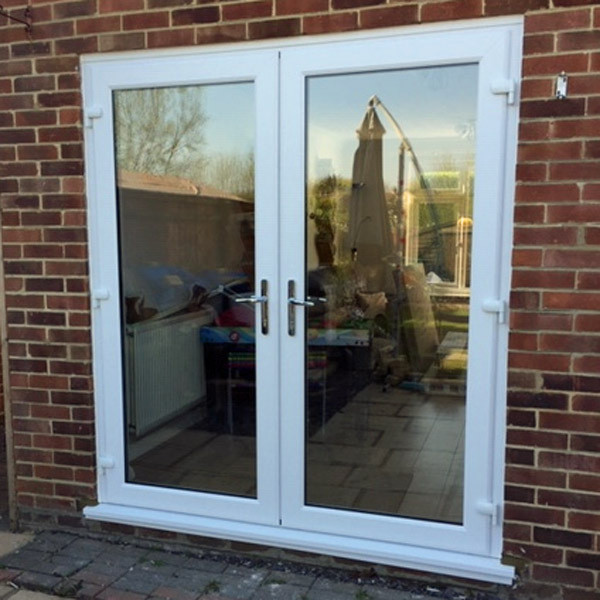 French doors Duraflex