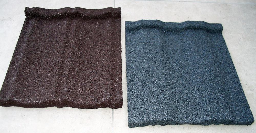 2 steel btl tile profiles