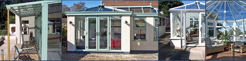 GR strip header conservatory styles Admiral Windows Oxford