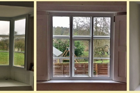 Blenheim Estate – secondary glazing for heritage properties