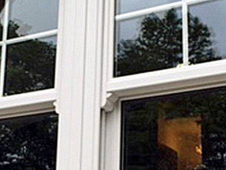 Charisma Rose sliding sash windows