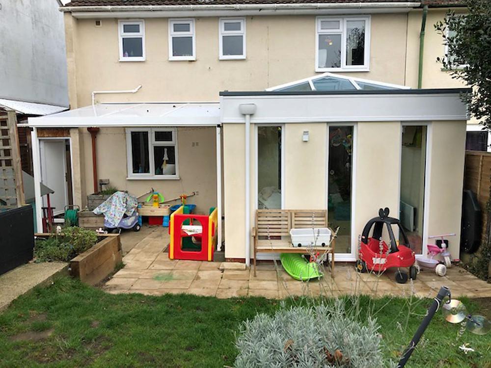 AFTER Orangery built 2019_Admiral Windows Oxford