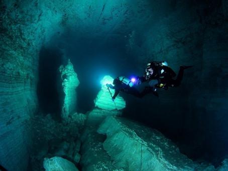 Мекка пещерного дайвинга: Ординская пещера