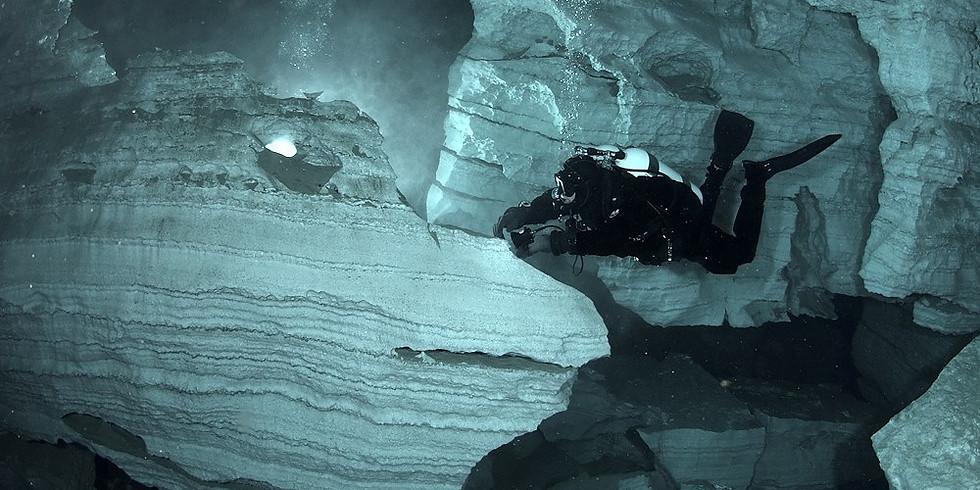 Курсы и погружения Ординской пещере