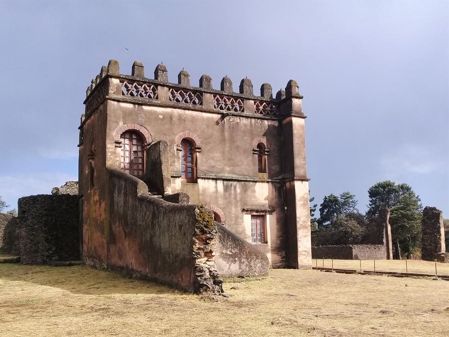 """""""Chateau de Gondar"""""""
