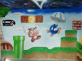 Super Mario / sonic room part 3