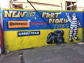 Tyre Store, Birmingham