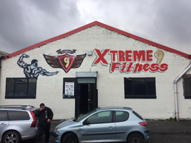 Xtreme fitness gym front