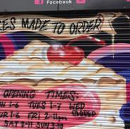 Shutter details, Birmingham