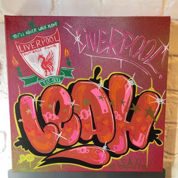 Leah Liverpool!