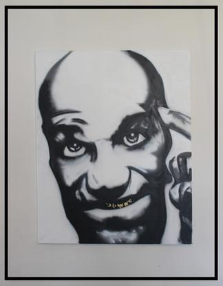 Dj Goldie Canvas