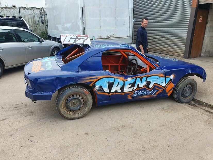 Spray paint style, Rear wheel drive #67