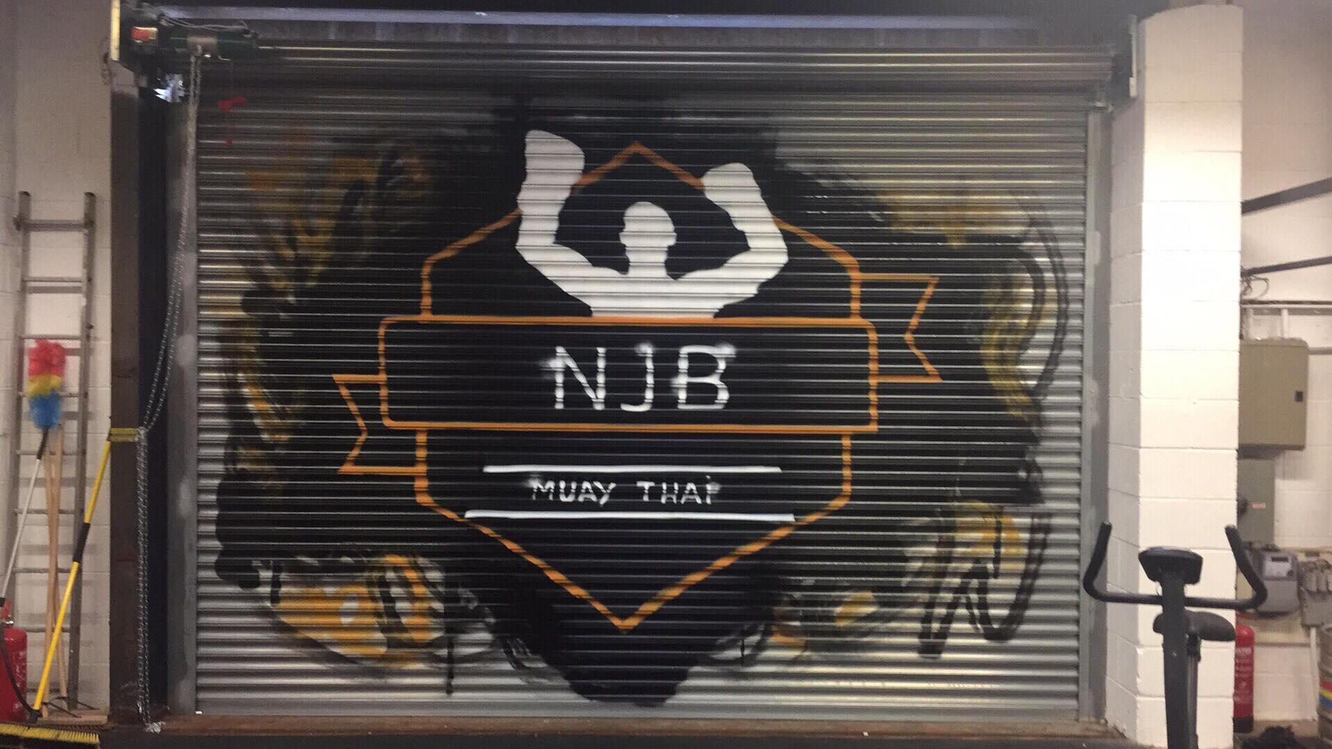 NJB Thaiboxing Birmingham