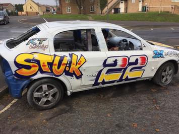 Stu K for man of the Midlands 2019, 'Spr